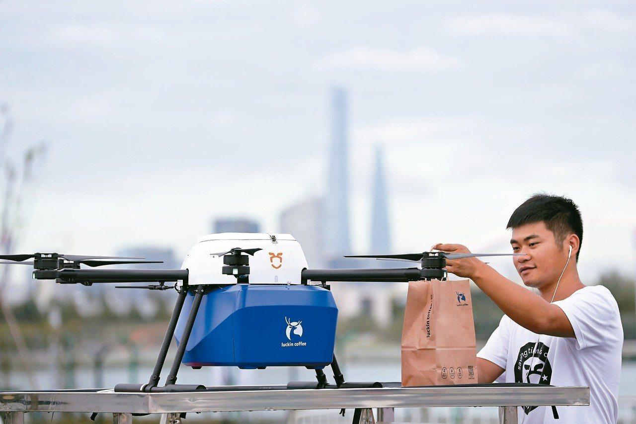 世界海關組織協調制度委員會已將中國製無人機歸類為「會飛的照相機」,為打入歐洲等市...