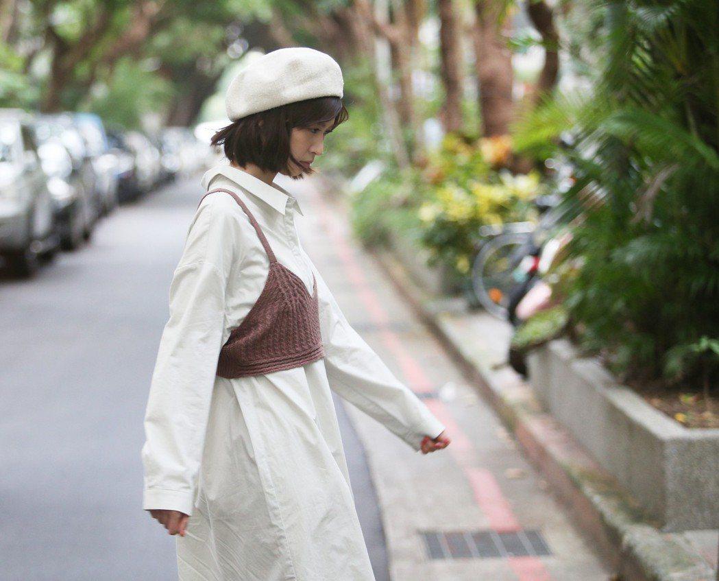 專訪「20之後」江沂宸。記者陳正興/攝影