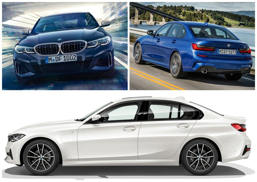 BMW不僅在巴黎車展上發表了新世代3-Series,更在近日公佈了全新M340i...