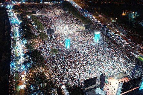「破十萬人」的造勢大會,應急管理計畫做了嗎?