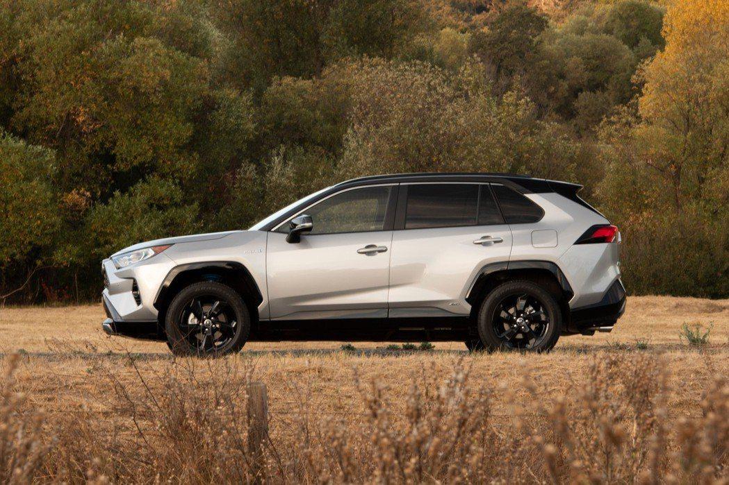 Toyota RAV4在2019年將與CR-V持續肉搏戰。 摘自Toyota