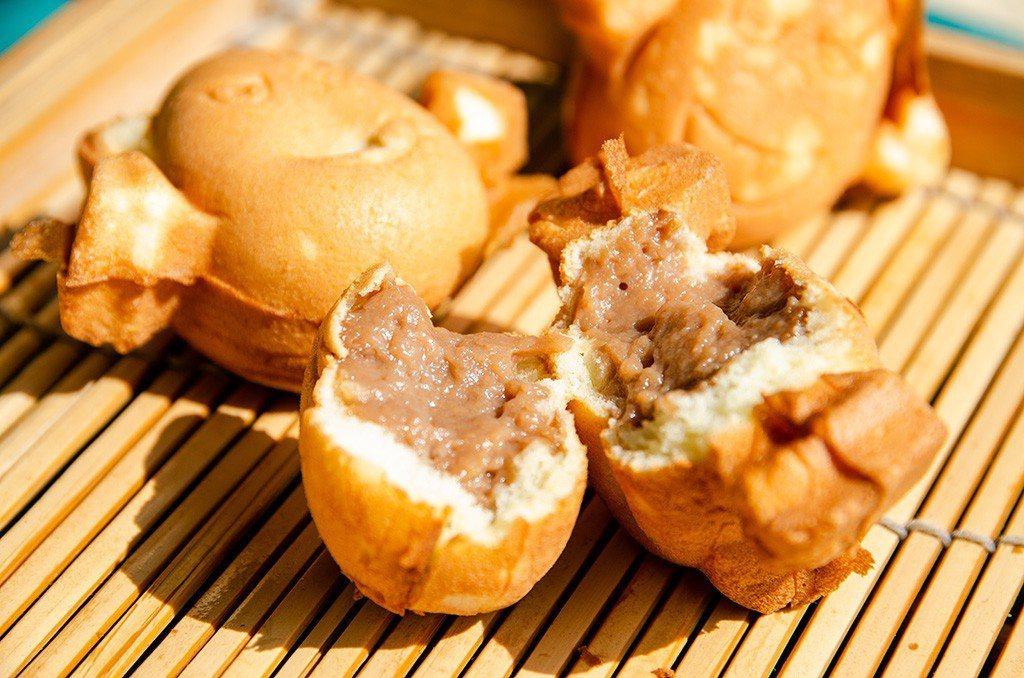 (圖/台灣旅行趣) ▲伯爵奶茶,茶香濃郁,蛋糕體帶著微微奶味,像是吃得到的奶茶一...