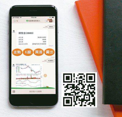 「凱基樂活投資人」LINE官方帳號是投資人的致富小幫手。 凱基證券/提供