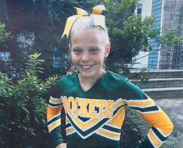 新澤西州Rockway Township的12歲女學生Mallory Gross...