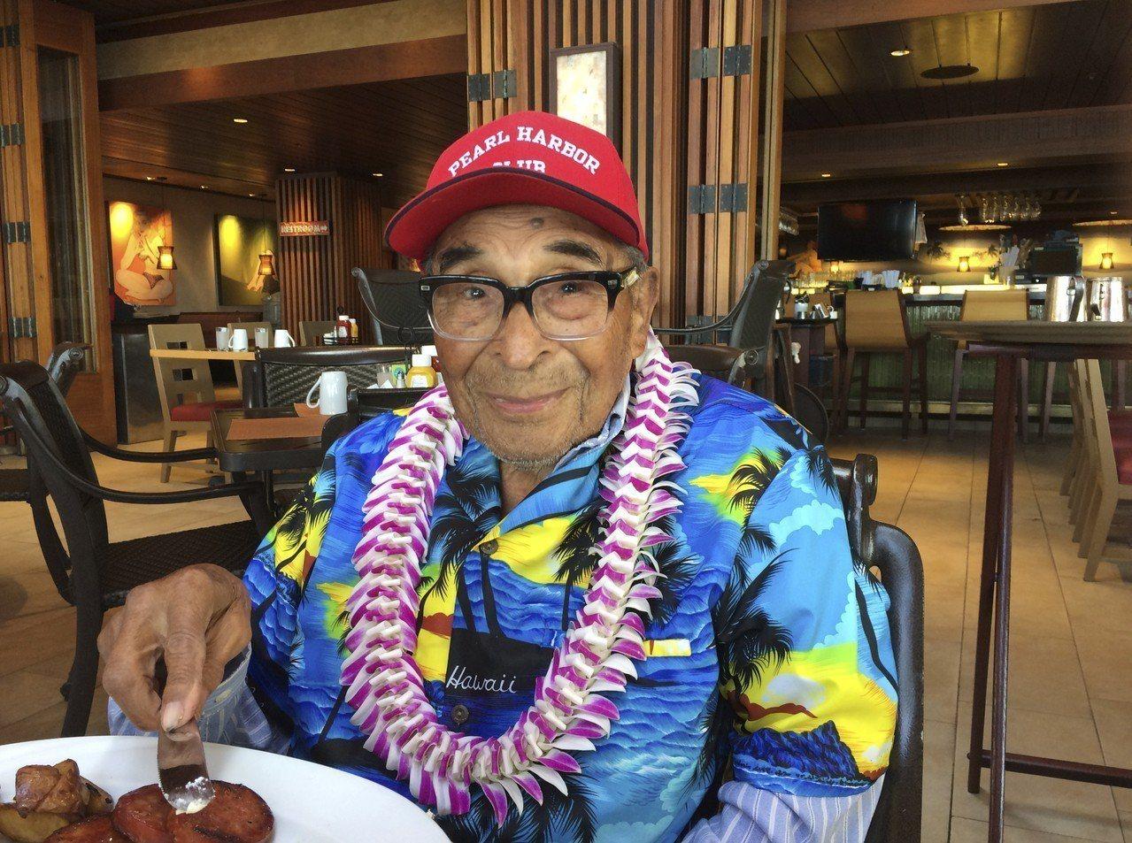查維斯(Ray Chavez)。 美聯社
