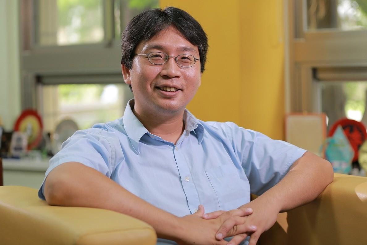 臺北科技大學國際長莊賀喬教授。