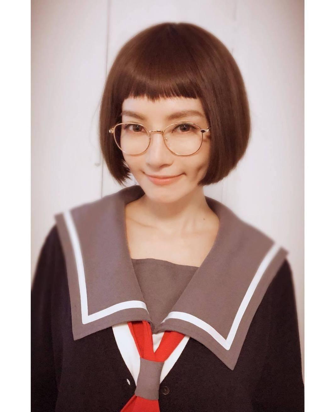 圖/擷自謝金燕臉書
