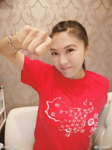 繼黃安之後,有「女版黃安」之稱的劉樂妍也跳出來力挺韓國瑜,最近她還特地飛回台要投票,22日她在臉書抱怨還沒收到投票通知單,許多網友還熱情留言告訴她領取方法。隨後,她便在臉書上曬出台北市的選舉公報,還...