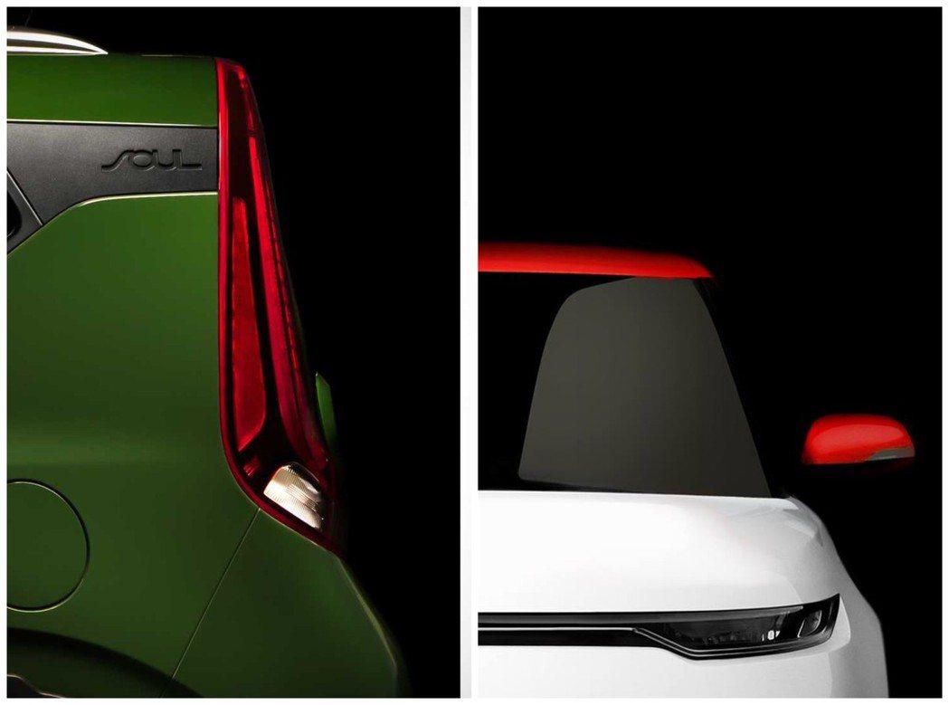 第三代Kia Soul即將在下週舉辦的洛杉磯車展上發表。  摘自Kia