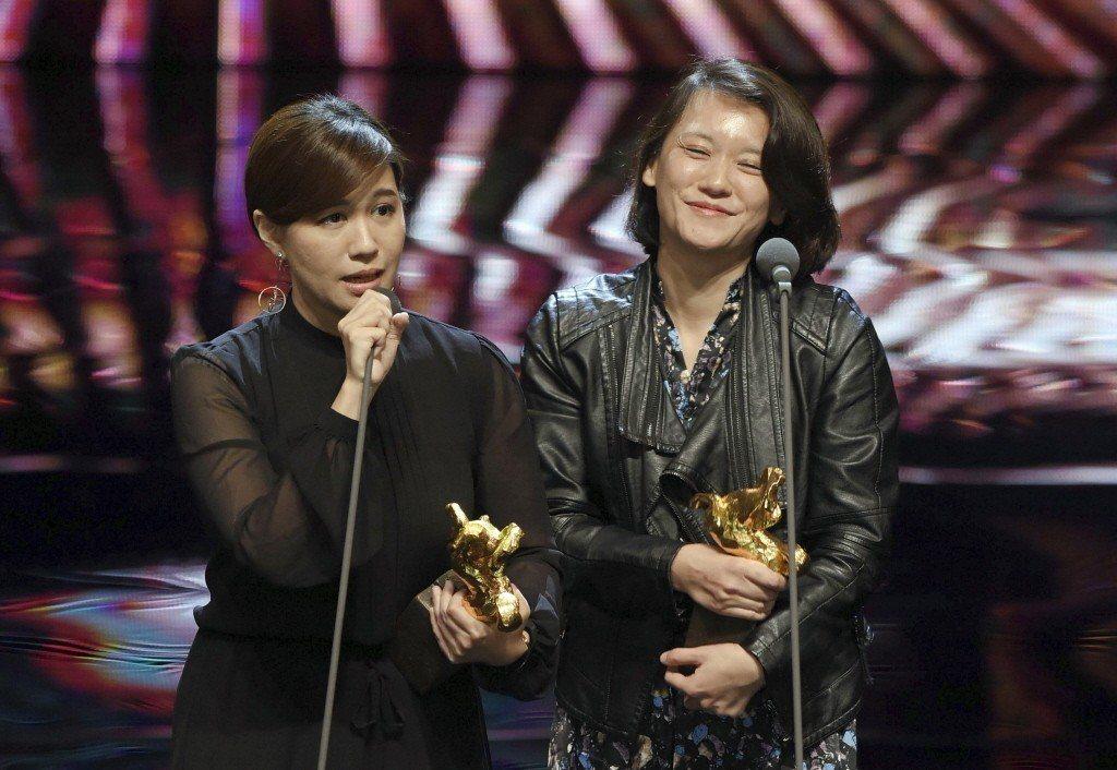 第55屆最佳紀錄片導演傅瑜,在領獎時發表「很希望有一天我們的國家可以被當成一個獨...