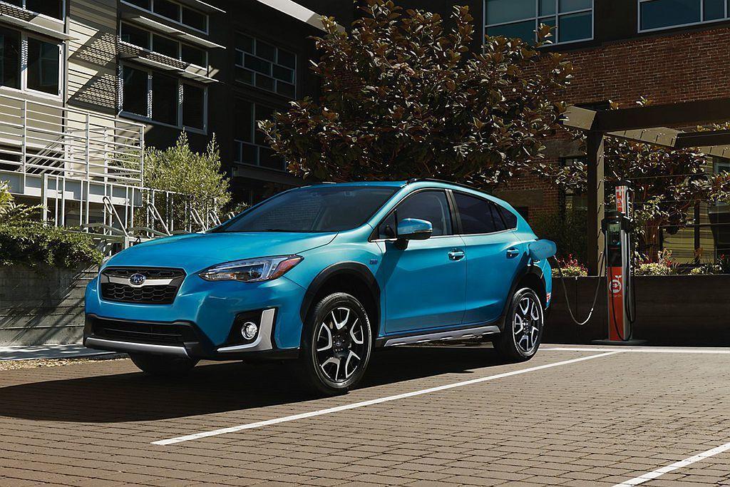 Subaru汽車繼先前推出XV Hybrid後,即將到來的美國洛杉磯車展則將發表...