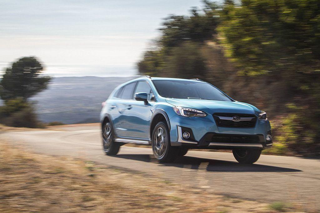 Subaru Crosstrek Hybrid搭載全新Subaru StarDrive技術,將電動馬達完美契合2.0L Boxer Engine直噴水平對臥引擎、SAWD對稱式全時四輪驅動及Lineartronic CVT變速系統。 圖/Subaru提供