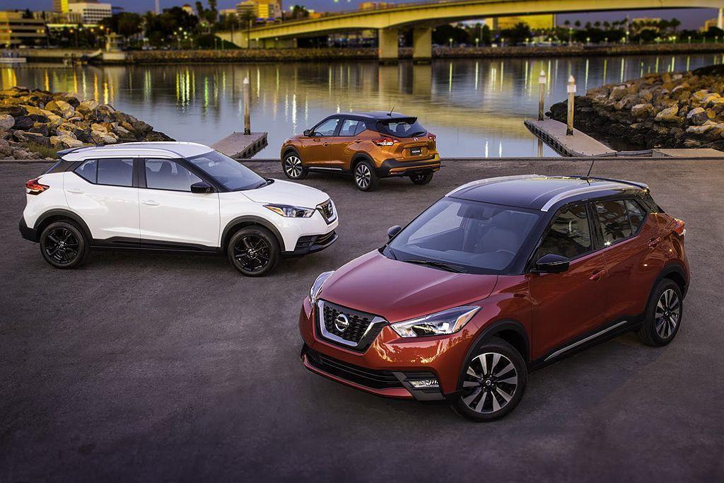 Nissan Kicks在美國銷售不到一年的時間,立即針對新年式車型進行配備調整...