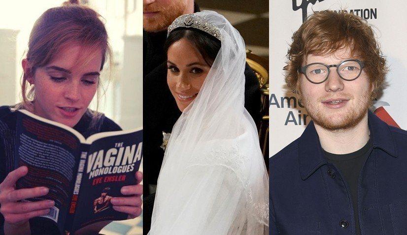 瑪蒂達長大後,會是什麼樣子?最受歡迎的回答包括演員及倡議者艾瑪華森(圖左)、剛加...