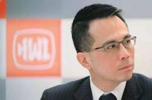 長實集團主席兼董事總經理李澤鉅。圖/截自百度