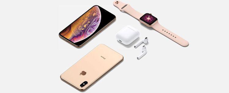 蘋果近期推出多款新品,趁年終購物折扣旺季入手正是時候。圖/摘自蘋果官網
