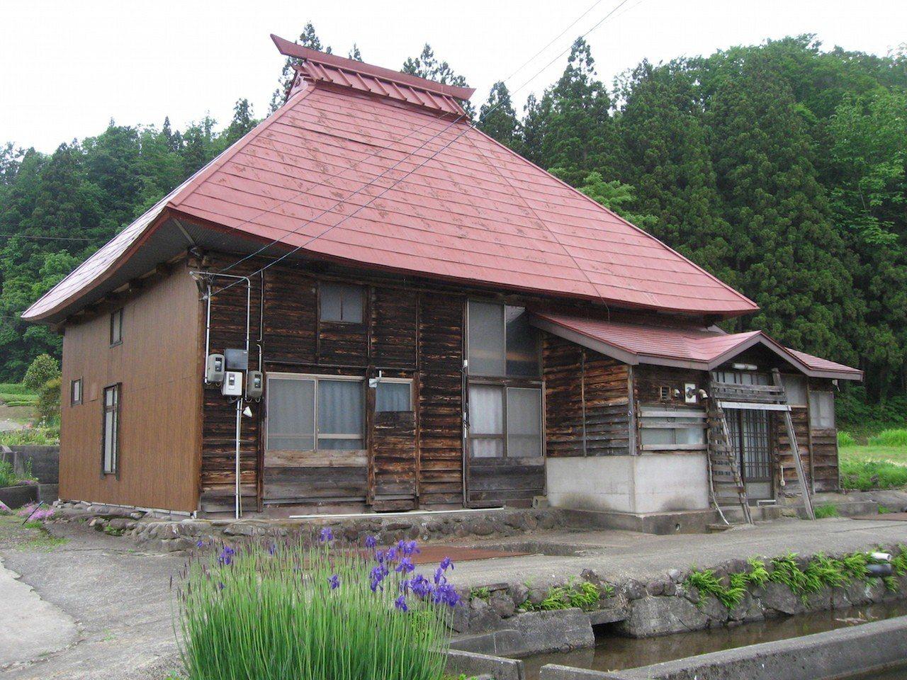 日本空屋問題日益嚴重。(圖/取自網路)