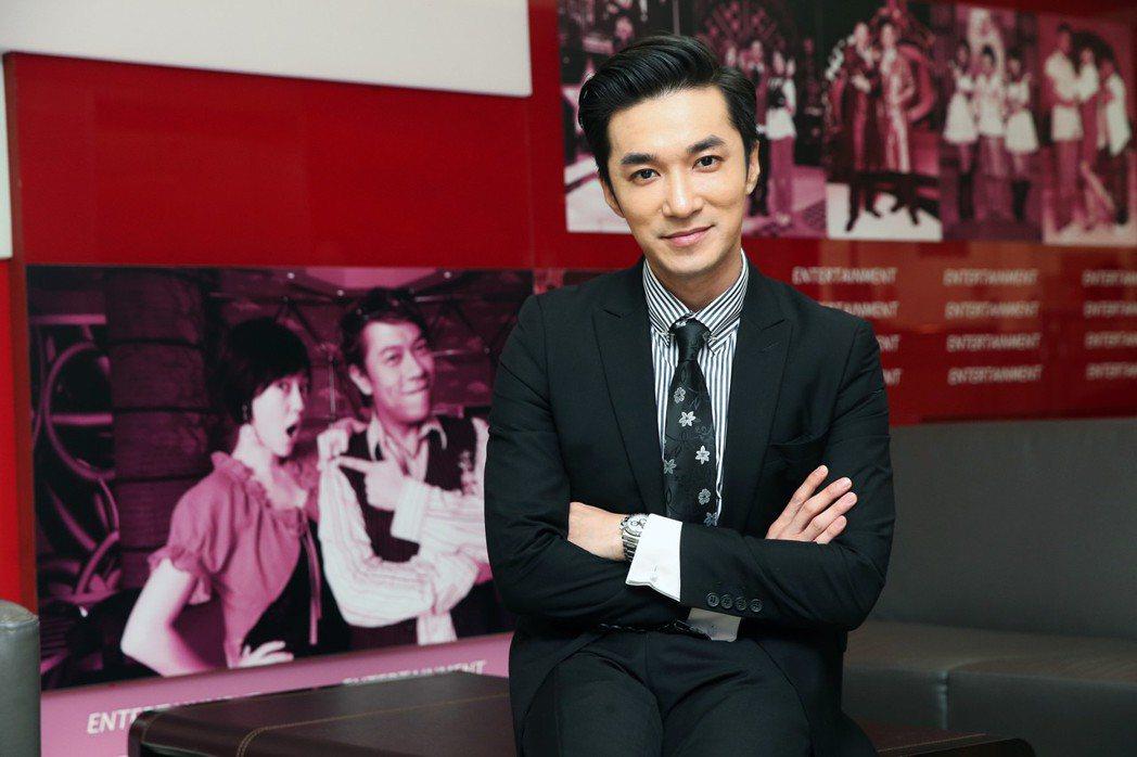 韓國瑜貼身主播王又正專訪。記者徐兆玄/攝影
