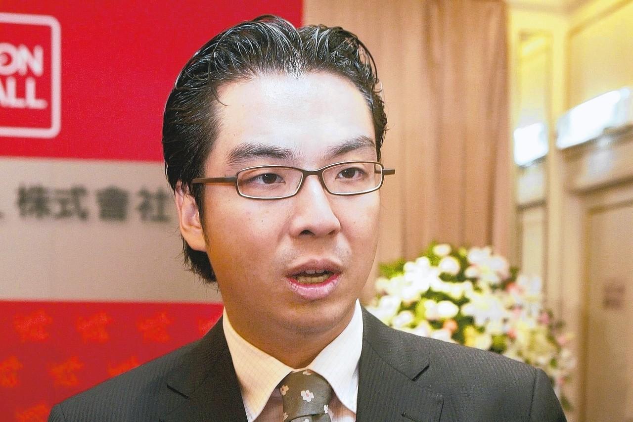 冠德建設董事長馬志綱 (本報系資料庫)