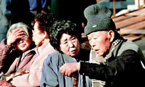隨著人口老化與萎縮,日本正面臨閒置空屋爆增問題。 法新社