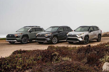 海外版Toyota RAV4量產啟動,日本專屬網站同步上線!