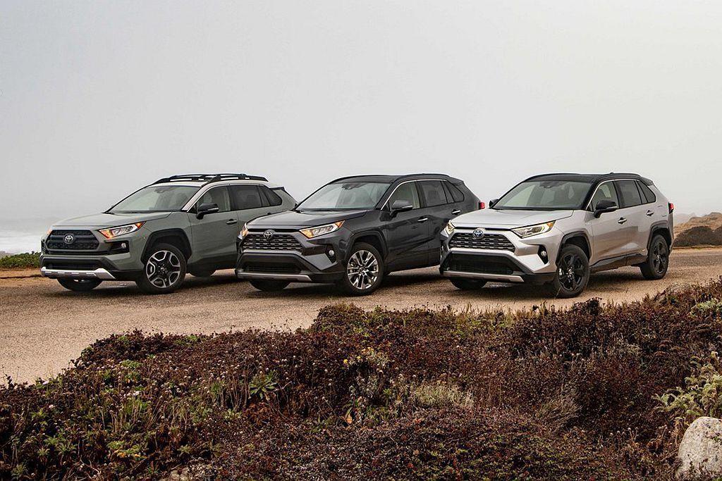 Toyota汽車今年最重要的休旅作品全新第五代RAV4,終於要美國市場先開賣,其...
