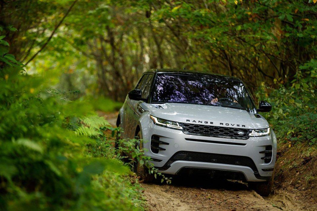 新世代Range Rover Evoque為Land Rover旗下首款搭載PT...