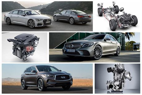 48V、輕複合動力、可變壓縮比引擎等豪華車廠節能黑科技,已陸續現身台灣市場!