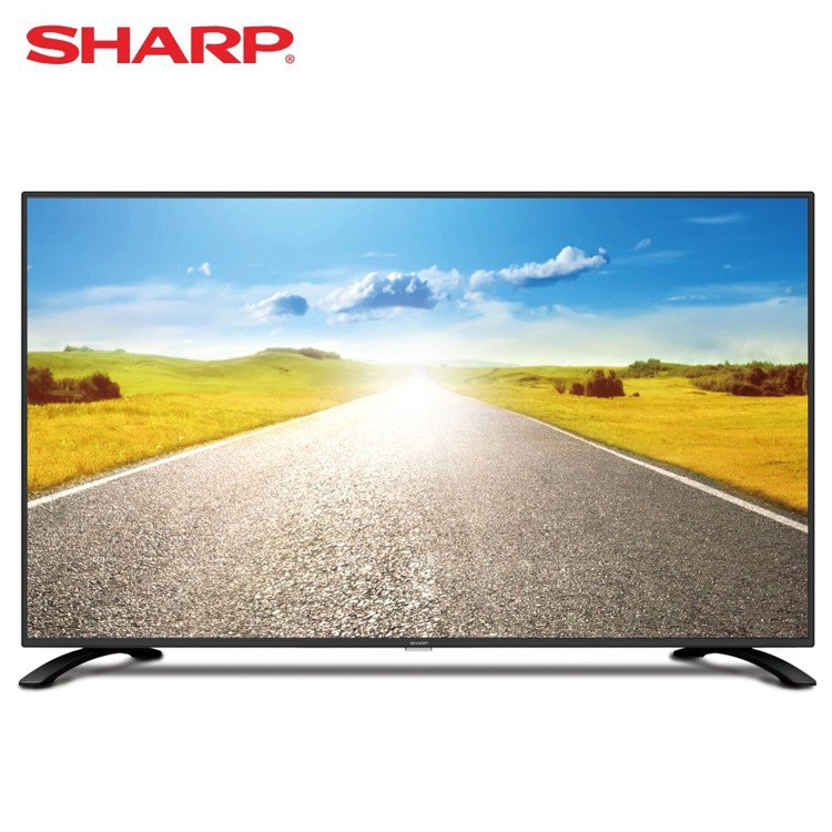 SHARP夏普40吋 FHD LED連網液晶顯示器,驚爆下殺84折。圖/由廠商提...