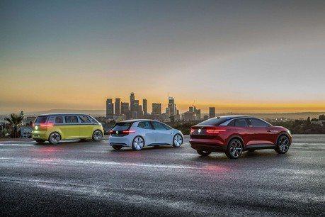 70萬就能入主VW親民化電動Crossover?