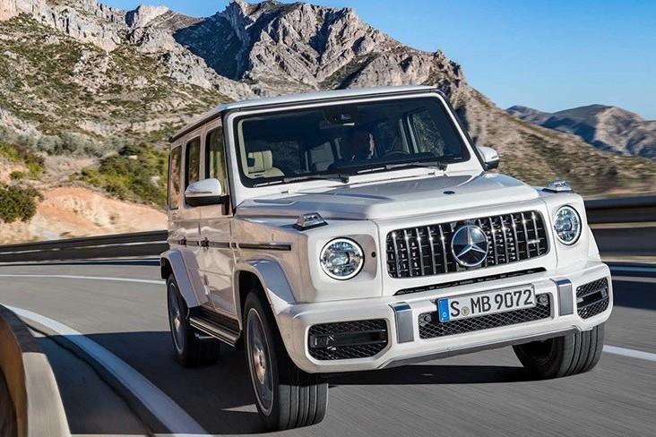 Mercedes-AMG公佈G63售價!台幣460萬元有找?