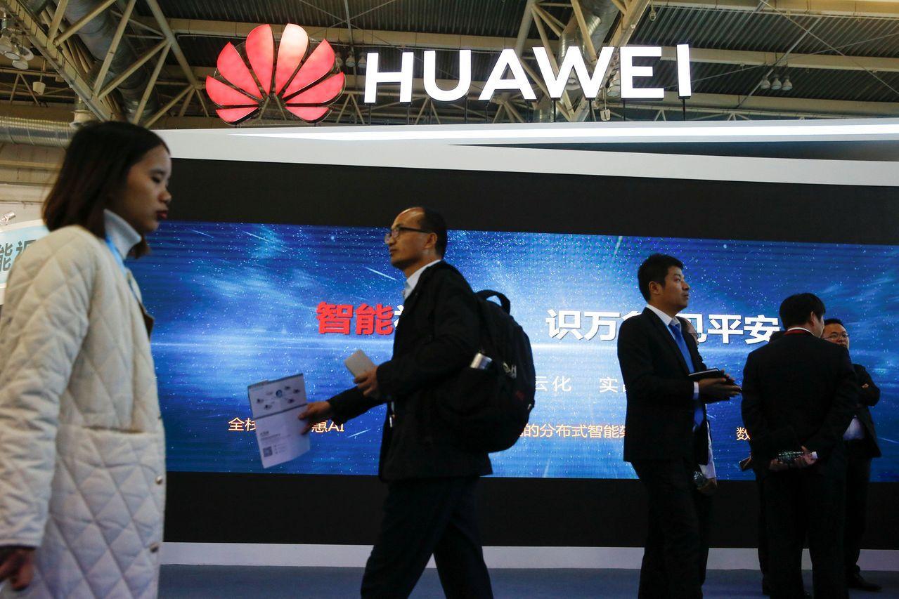 華為技術去年在全球第一大電信設備製造商,市占率達22%。路透