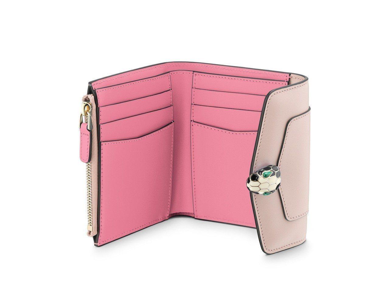 寶格麗POP WISHES系列SERPENTI FOREVER皮夾,19,000...