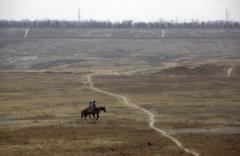 中國邁向超級強權的最大挑戰:缺水