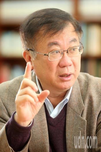 農委會前主委陳保基。聯合報資料照/記者陳立凱攝影