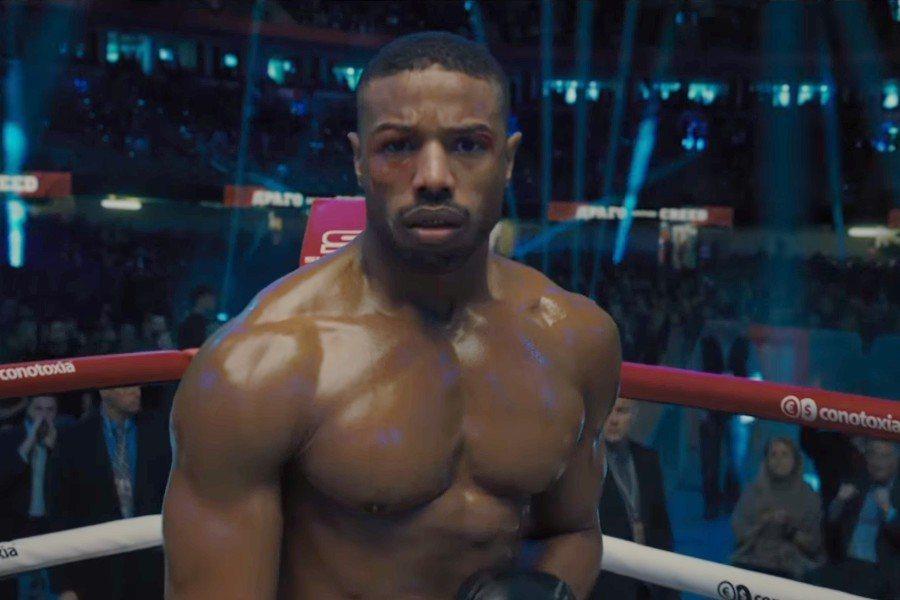 麥可B.喬丹近來當紅搶手,「金牌拳手:父仇」再次領銜主演。圖/摘自imdb