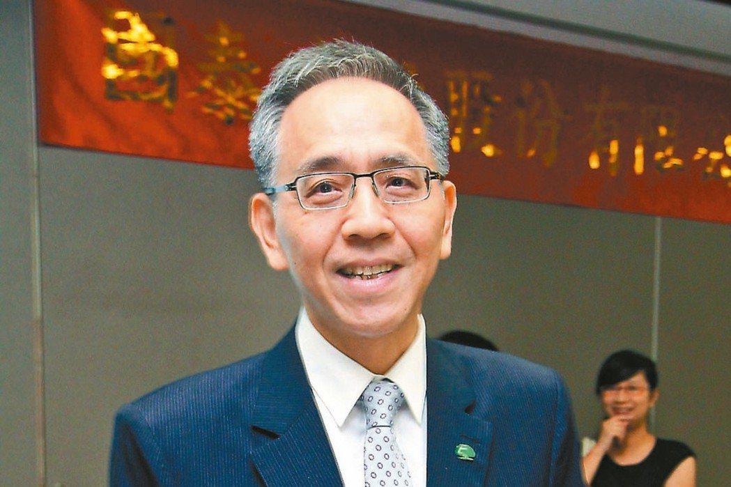 國泰建設董事長張清櫆 (本報系資料庫)