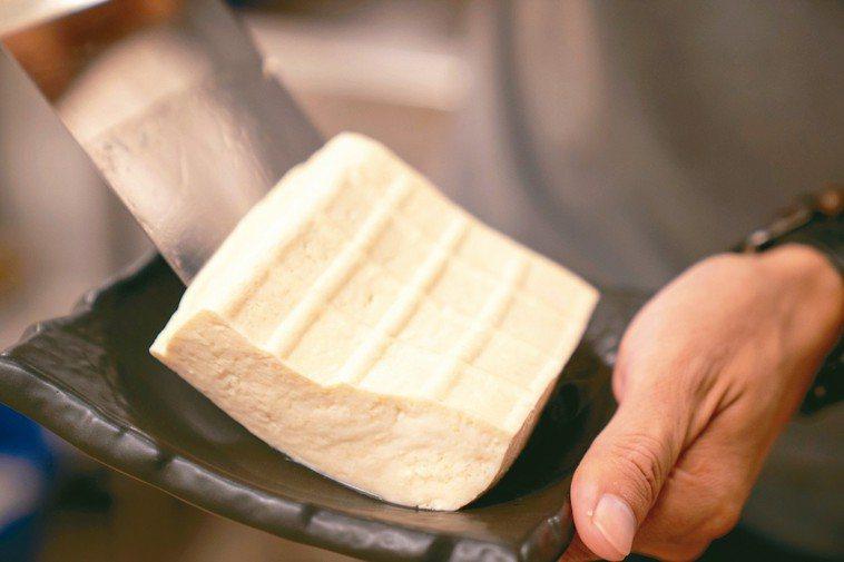 豆腐。 圖/業者提供