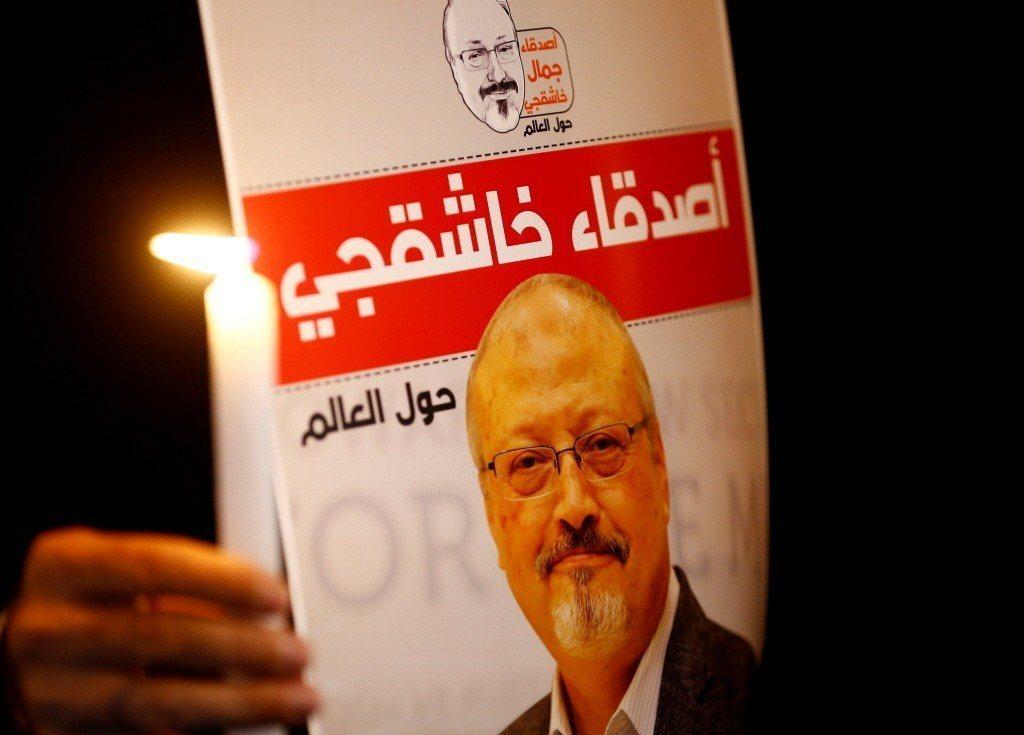 已故的沙國異議記者哈紹吉。路透