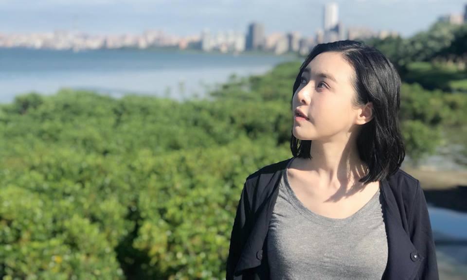 李悅鼓起勇氣在臉書道出童年切身之痛。圖/摘自臉書