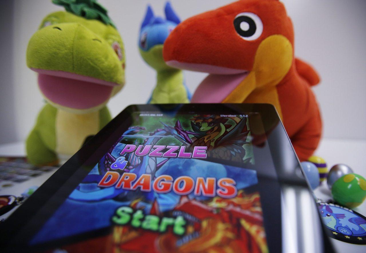 日本手遊龍族拼圖上市邁入第七年,玩家人數已逐漸減少。 路透