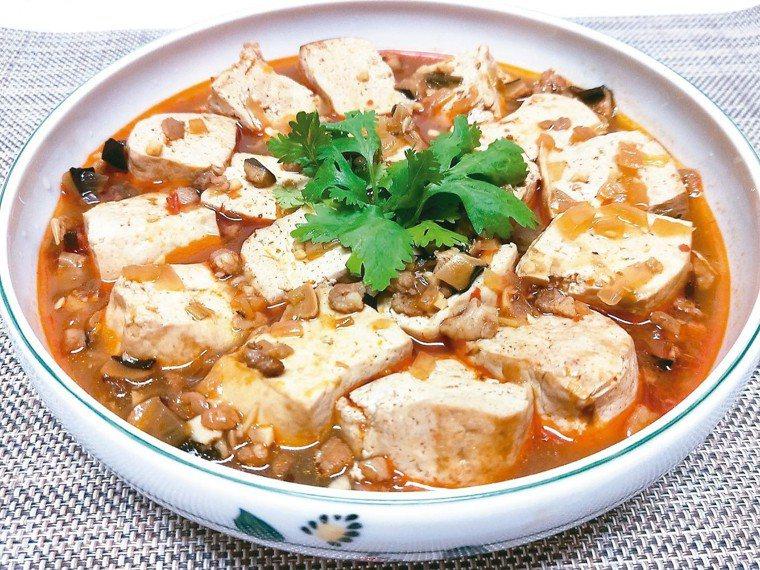 紅燒臭豆腐