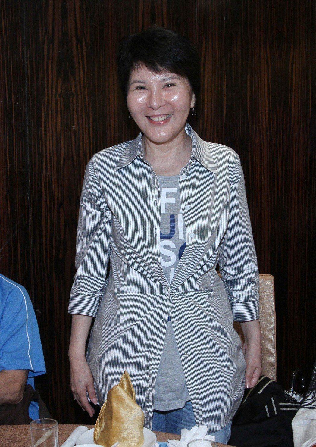 李麗鳳曾拿過第24屆金鐘獎視后。 本報資料照