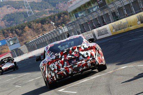 Toyota Supra 終於回歸主場!車手:非常悅耳的聲浪
