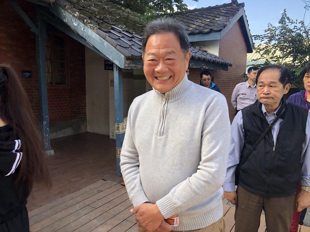 李錫錕。聯合報系記者陳靖宜/攝影