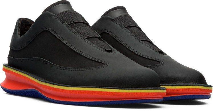 Camper Rolling系列拼色休閒鞋,7,680元。圖/Camper提供