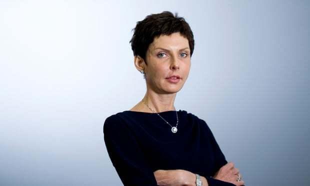 英國Bet 365創辦人兼執行長丹妮絲.柯茨。取自衛報