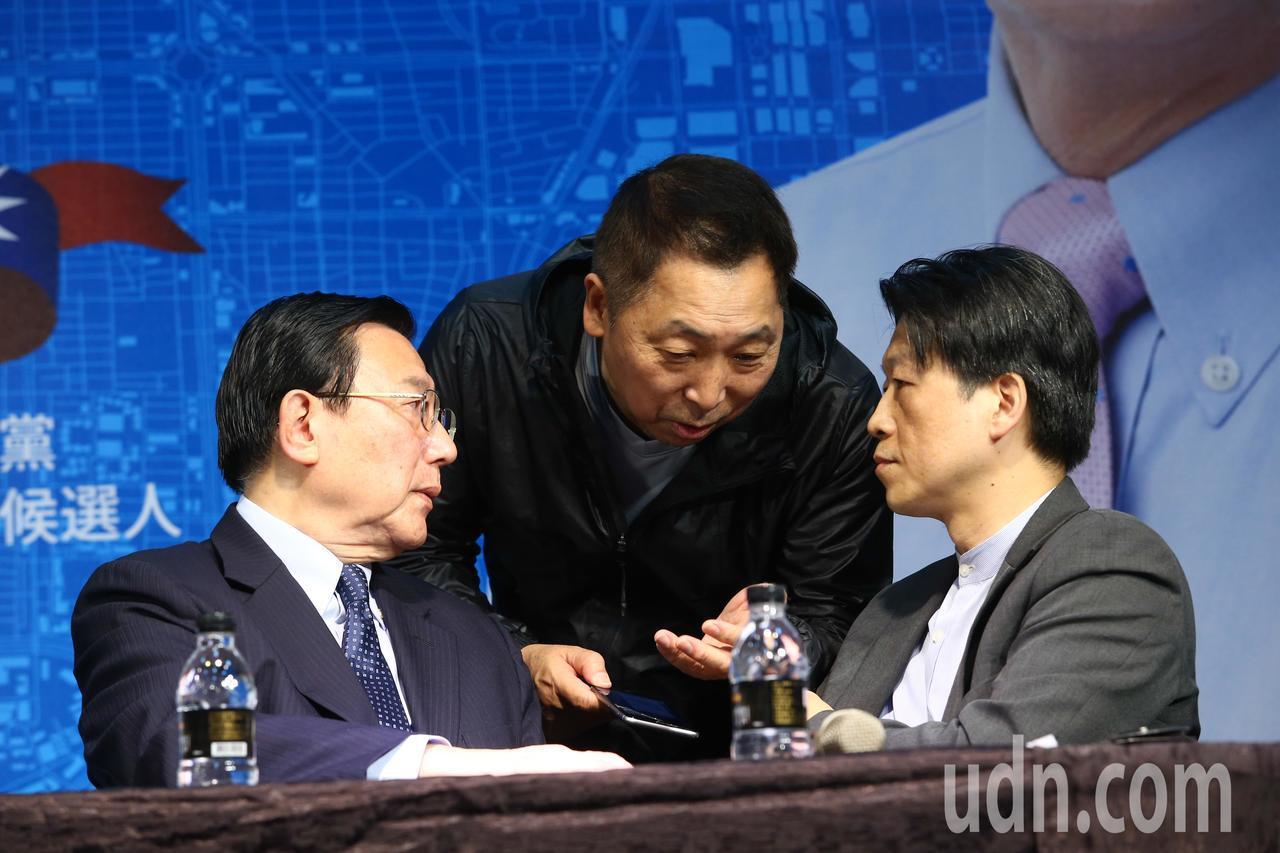 台北市選戰的爭議持續發燒,丁守中團隊質疑選舉過程不公,未來將會走上當選無效與驗票...