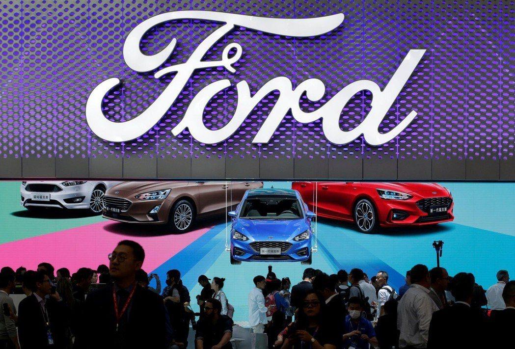 福特努力開發去除新車氣味新方法。 路透