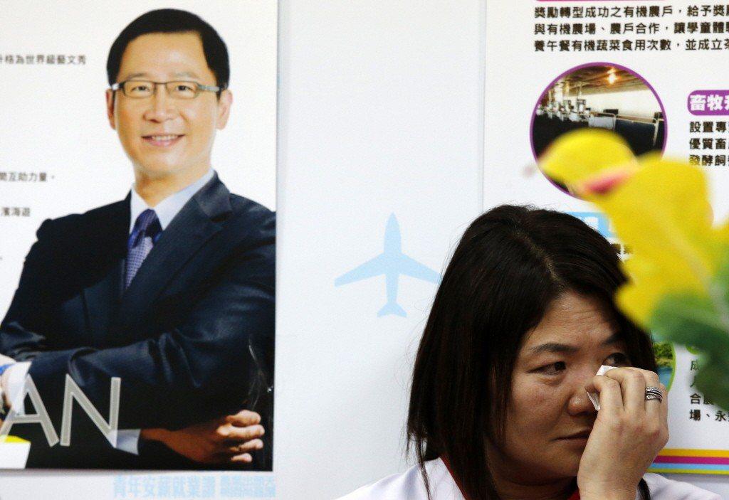2014年11月,升格直轄市後的第一屆桃園市長選舉,原被預期可順利當選的吳志揚落...